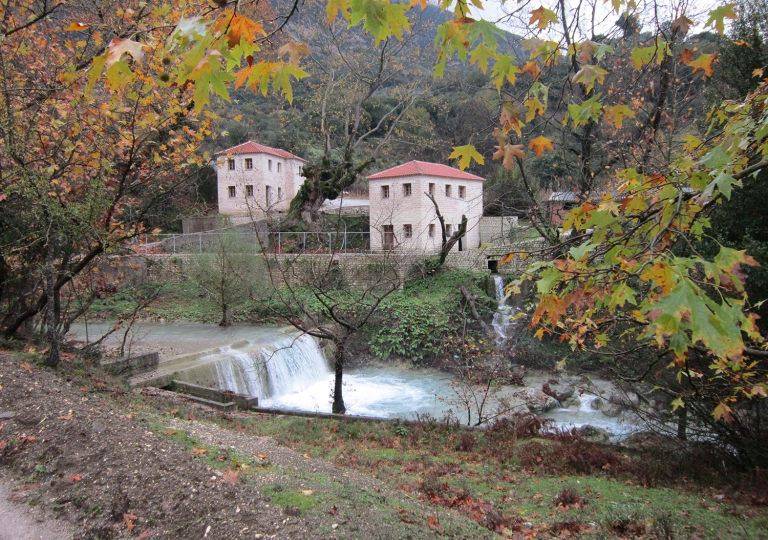 WATERMILLS-THESPROTIA